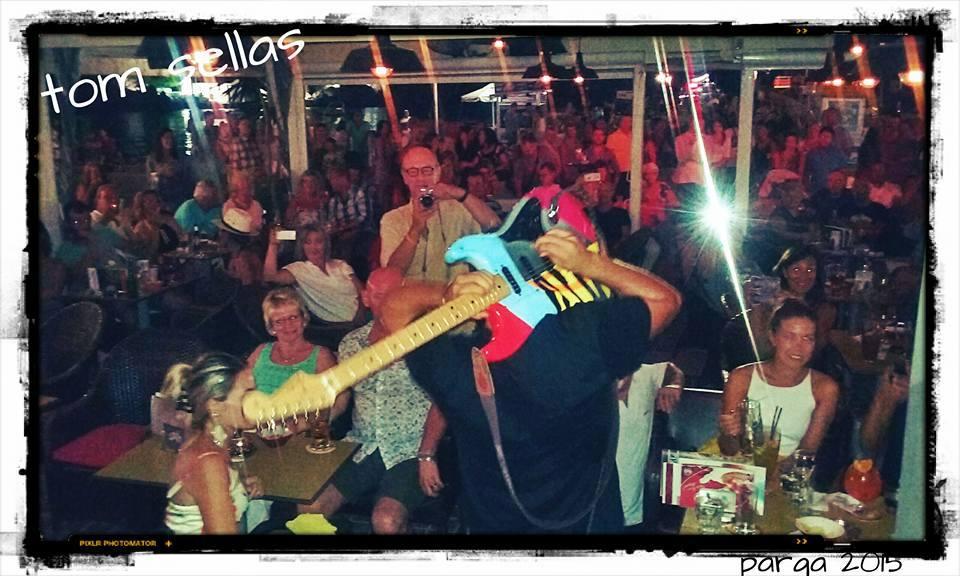 Splinter Band with Lisa B - Corfu Beer Festival