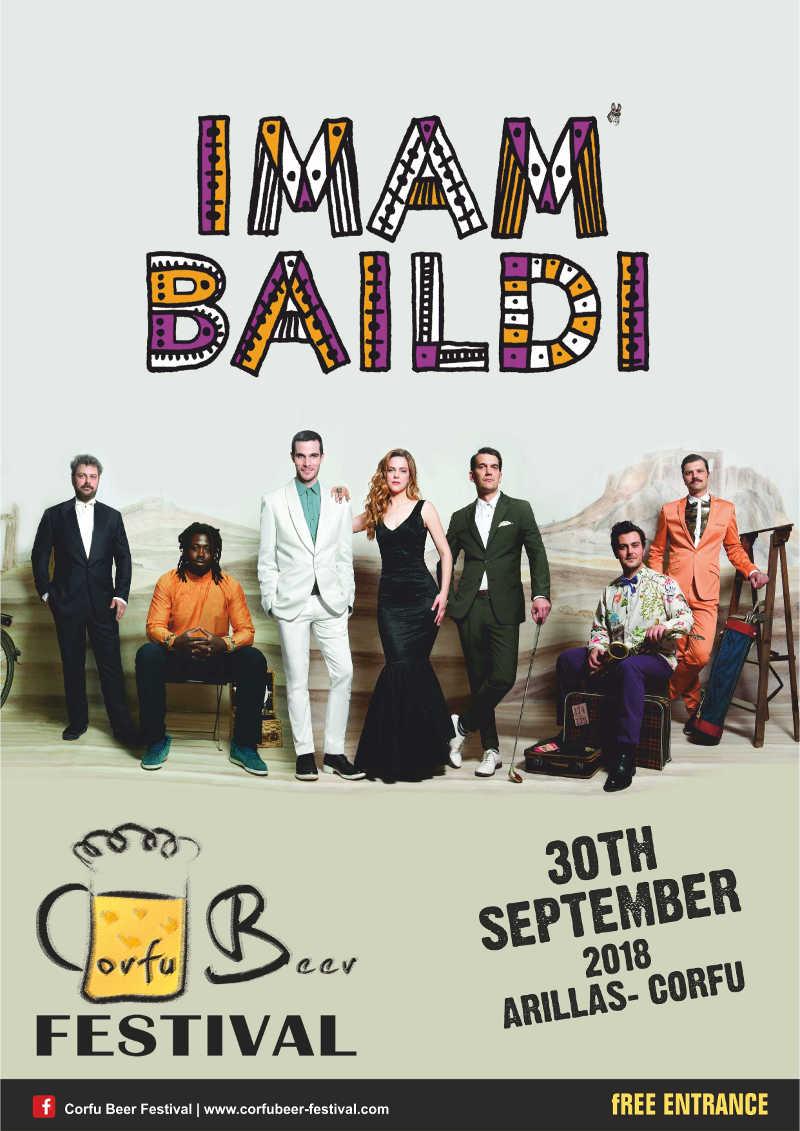 Imam Baildi - 30/09/2018 - Corfu Beer Festival