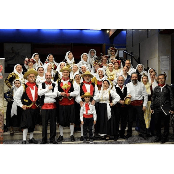Peritheia Dancing Group - Cultural Corfu Beer Festival 2019
