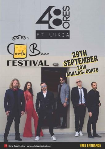 48 Ores - 29/09/2018 - Corfu Beer Festival