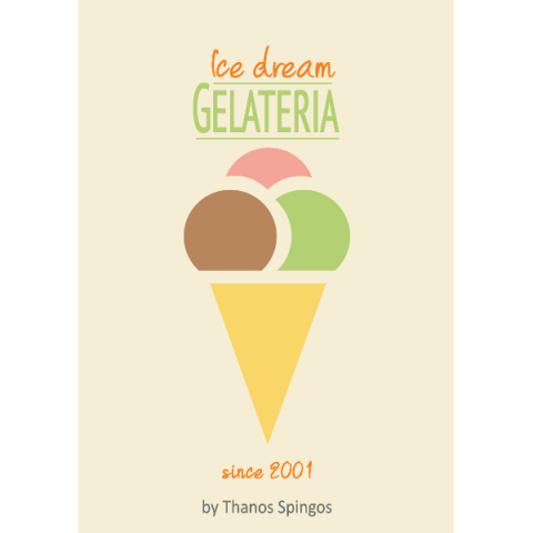 Ice Dream Gelateria - Gastronomy Corfu Beer Festival