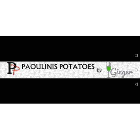 Paoulinis potatoes by Ginger - Gastronomy Corfu Beer Festival